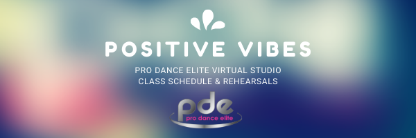 PRO DANCE ELITE VIRTUAL STUDIO CLASS SCH