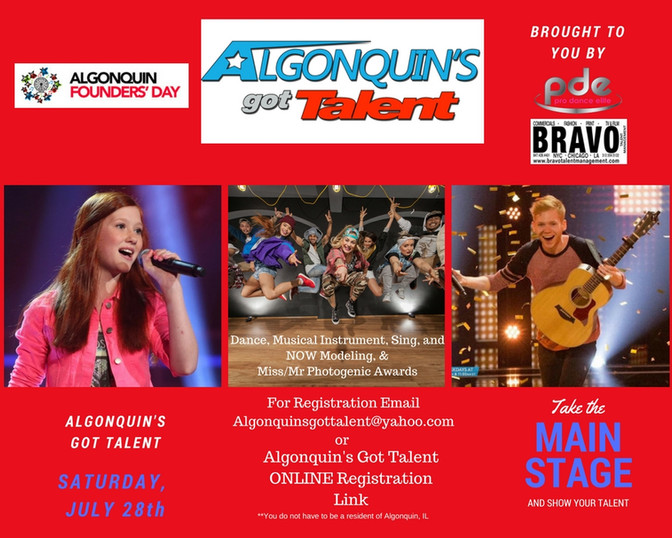 Algonquin's Got Talent