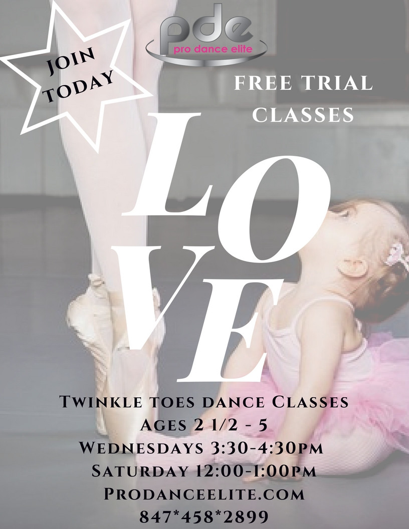 Twinkle Toes Dance Classes
