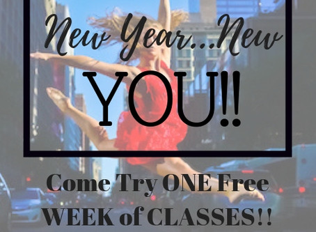 New Year...New YOU at PDE!!