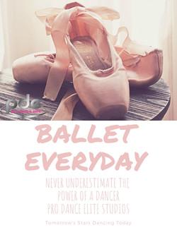 ballet everyday