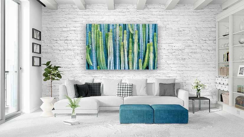 """Tableau """"Fascinants Cactus"""""""