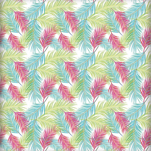 Tapis Tropical Palms
