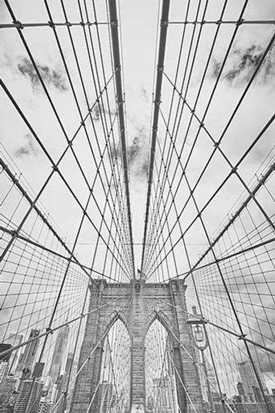 "Tableau ""Brooklyn bridge"""