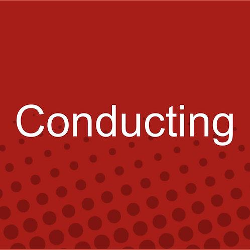 Conducting (Feb 2021)
