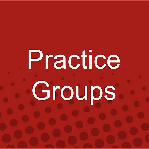 Practice Group (Jan 16)