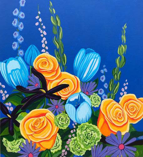 Ezra's Bouquet