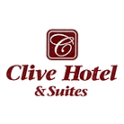 clive hotel and suites logo