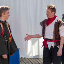 Merirosvot vs. Ninjat (Kuulas-festivaalit)