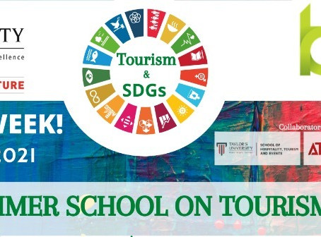Top Professors Worldwide Join Taylor's Summer School on Tourism & SDGs Organised by CRiT