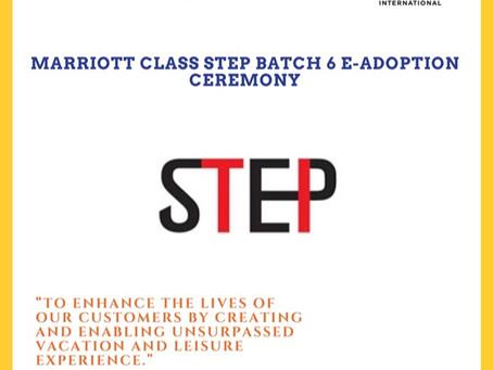 Marriott International Adopts Hospitality Students under the Student Employment Programme (STEP)
