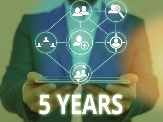 EucoLight celebrates its 5th Anniversary