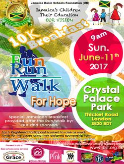 RunWalk For Hope 2017