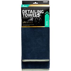 Microfiber Quick Detailing Towels 2pk