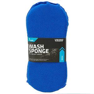 Microfiber Mesh Wash Sponge