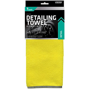 Microfiber Quick Detailing Towel