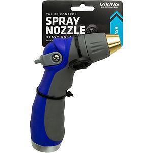 Thumb Control Heavy Duty Spray Nozzle