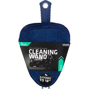 Collapsible Glass Cleaning Wand