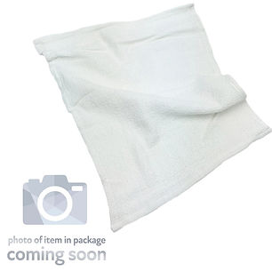 Cotton Terry Towels 6pk