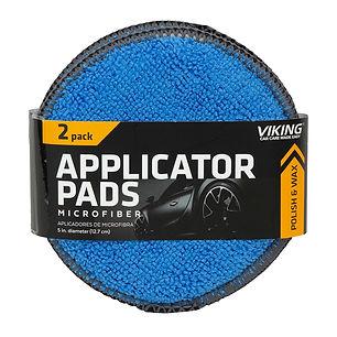 Microfiber Applicator Pads 2pk