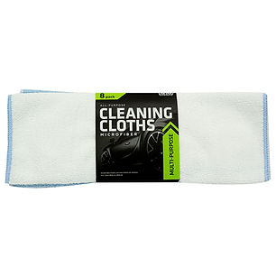 Microfiber All-Purpose Cleaning Cloths 8pk