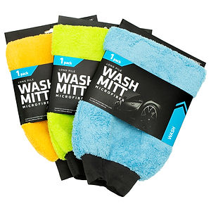 Long Pile Wash Mitt