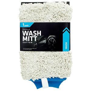 Cotton Chenille Wash Mitt