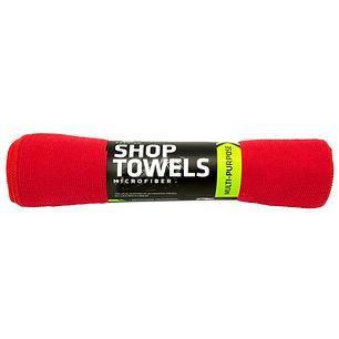 Microfiber Premium Shop Towels 5pk