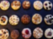 Cookies assortiment gourmands
