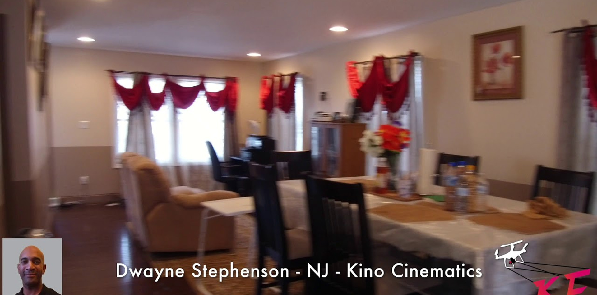 Kino Cinematics Drone Pilots Sample Video Dwayne Stephenson NJ