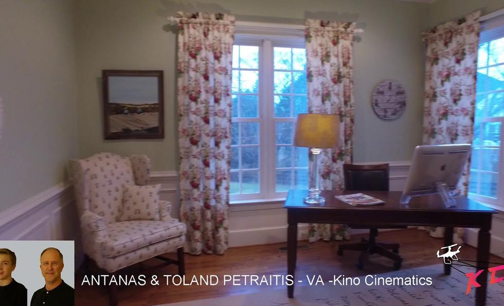 Kino Cinematics Drone Pilots Sample Video Antanas and Toland Petraitis VA