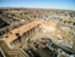 Kino Cinematics Drone construction aerial photography for real estate, Drone construction aerial videography for real estate