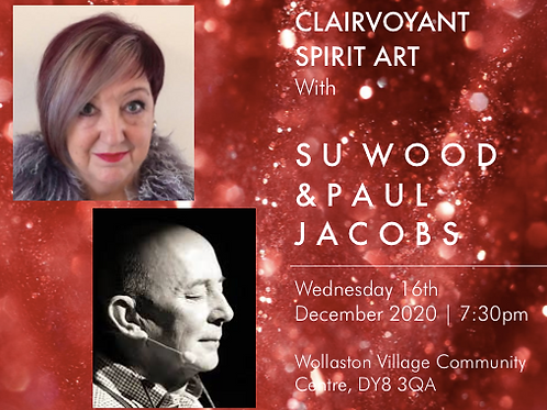Spirit Art Special with Su Wood & Paul Jacobs