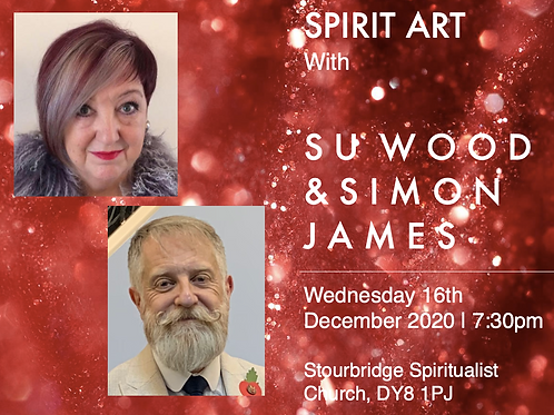 Spirit Art Special with Su Wood & Simon James