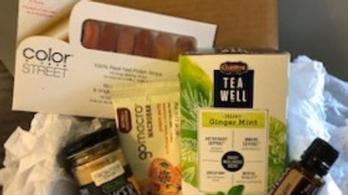 Body and Soul Monthly Wellness Pack