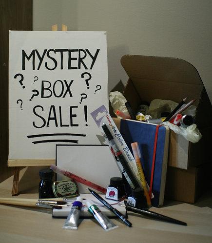 Mystery Art Supplies Box
