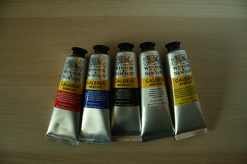 W&N Acrylic Paint 60ml