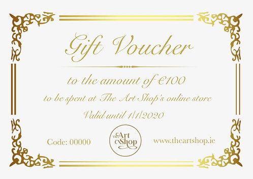 Gift Voucher - €10