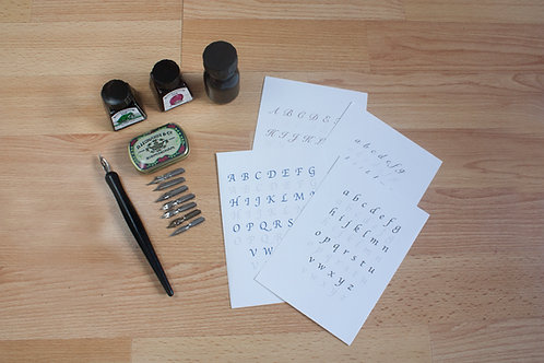 Calligraphy Starter Box