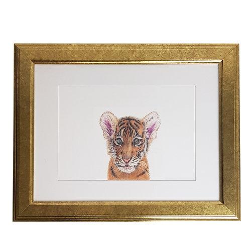 Baby Tiger Print