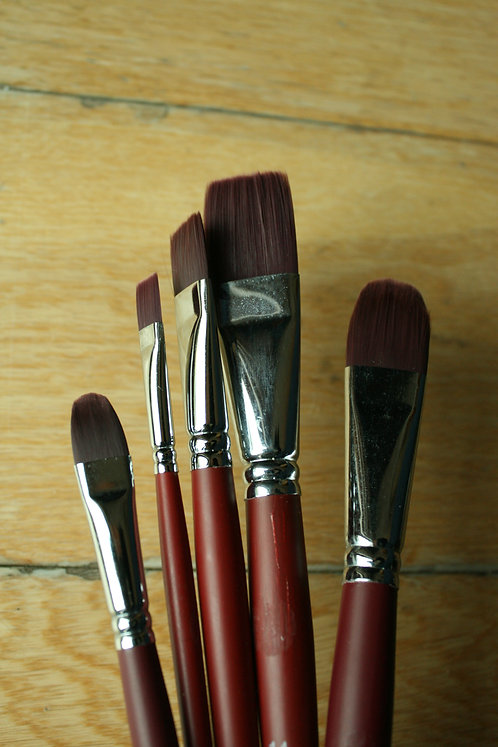 Long Handle Brushes (Synthetic)