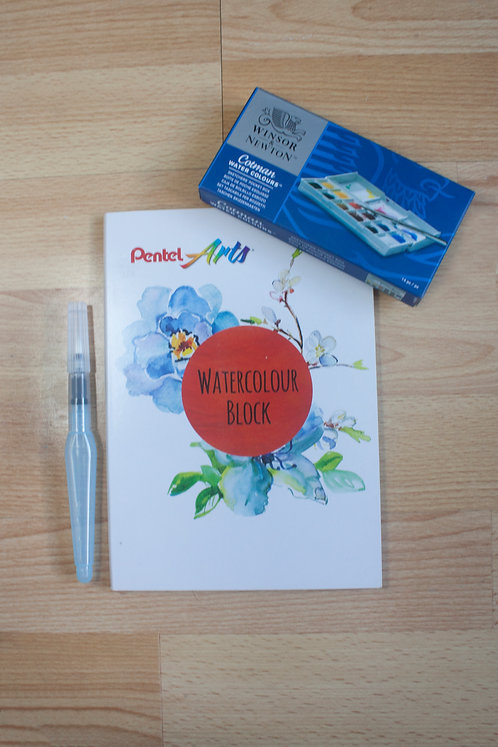 Watercolour Bundle