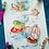 Thumbnail: Magical Pets- A5 Print
