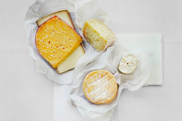 From Australia Women's Health magazine Eating cheese every day keeps the doctor away