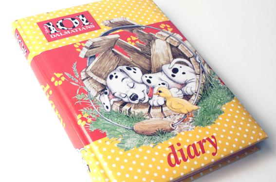 The Dalmatians - diario scolastico