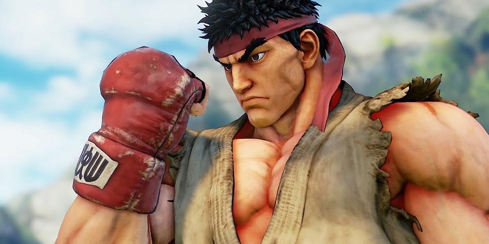 The Function: Street Fighter V, Tekken 7 and UNIST
