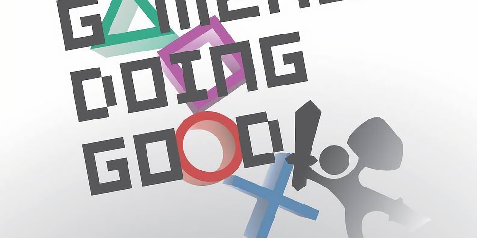 Gamers Doing Good: Summer Edition!