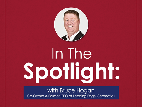 In the Spotlight:An interview with Bruce Hogan