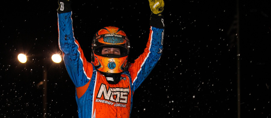 TYLER COURTNEY CAPS CIRCLE CITY SWEEP WITH $10,000 FINALE WIN OVER RICO ABREU