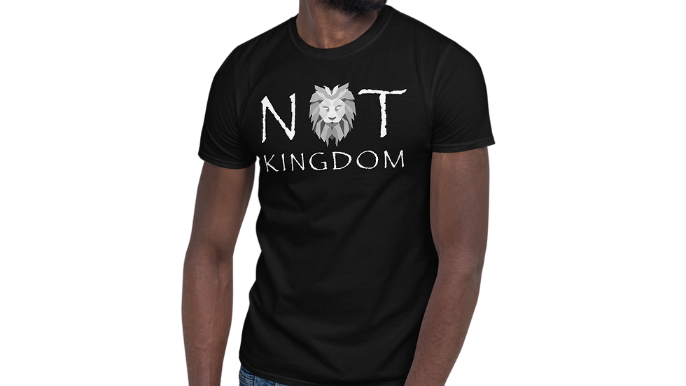 Not Kingdom Short-Sleeve Unisex T-Shirt (Dark)